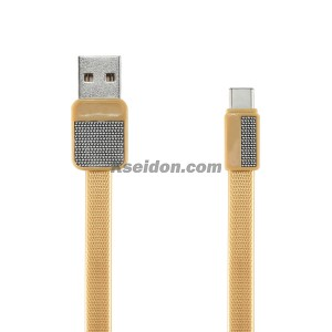 Platinum Cable for iPhone 6 RC-044i Gold