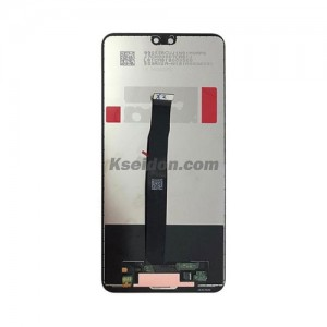 LCD Complete with frame For Huawei P20 Brand New Black