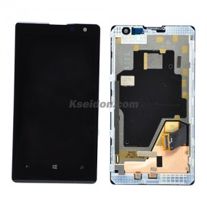 LCD Complete For Nokia Lumia 1020 Brand New Black