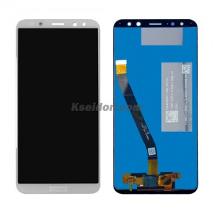LCD Complete For Huawei Mate 10 lite oi self-welded White