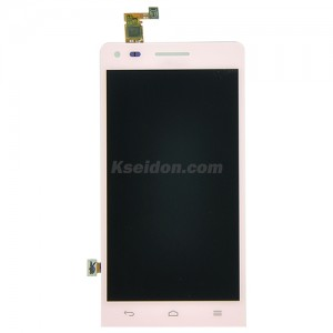 LCD Complete For Huawei G6 Brand New With Grade Touch Screen Pink