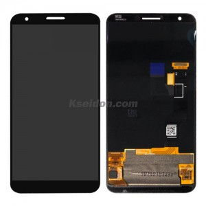 LCD Complete For HTC Google Pixel 3A XL Brand New Black