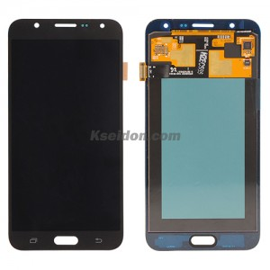 LCD for Samsung Galaxy J7/J700 oi Gray