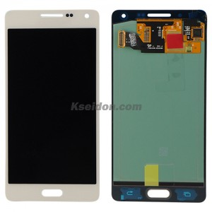 LCD for Samsung Galaxy A5/A500 oi Self-welded White