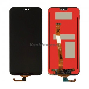 LCD Complete For Huawei P20 lite oi self-welded Black
