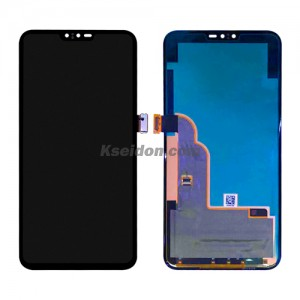 LCD Complete For LG V40 Brand New Black