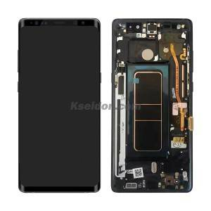 LCD Complete With Frame for Huawei Note 8 N950 Brand New Black