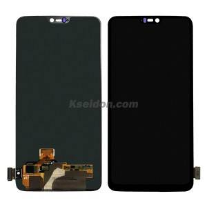 LCD Complete for Oneplus 6 Brand New Black