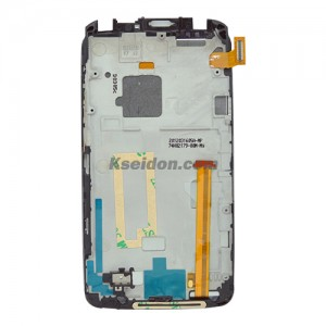 2019 Good Quality Where To Get Cell Phone Screen Replaced Near Me – LCD Complete With Frame For HTC One X – Kseidon