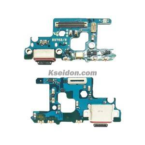 Plug in Connector Flex Cable for Samsung Galaxy Note 10 Plus 5G N976 Brand New Black