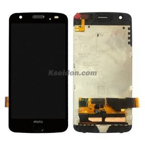 LCD Complete for Moto Z2 Force Brand New Black