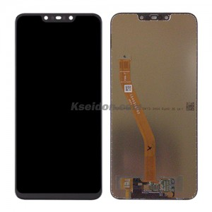 LCD Complete with frame For Huawei Nova 3 Brand New Black
