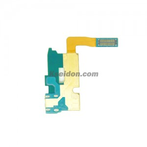 Flex Cable Plug In Connector Flex Cable For Samsung Galaxy Note II E250S Brand New