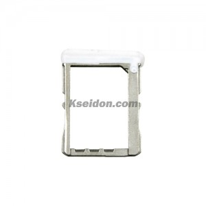 Sim Card Holder For HTC One X g23 Grade White