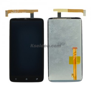 LCD Complete For HTC ONE X Brand New Self-Welded