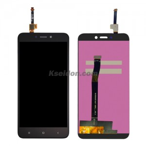 LCD Complete For MIUI Red rice 4x oi self-welded Black
