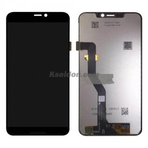 LCD Complete For Motorola P30 Brand New Black