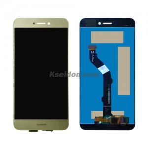 LCD Complete For Huawei honor 8 Lite oi self-welded Gold