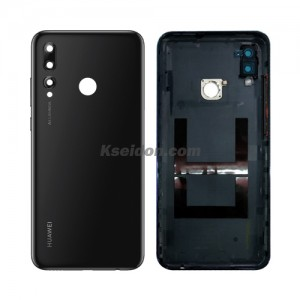 Battery Cover With Camera Lens For Huawei P Smart 2019 Brand New Black