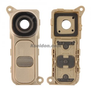 Camera lens with camera button for LG G4
