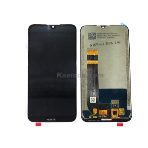 NOKIA 1.3 LCD Screen and Digitizer Assembly with Frame Replacement Kseidon