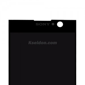 LCD Complete with frame For Sony XA2 Brand New Black