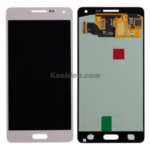 LCD for Samsung Galaxy A5/A500 oi Silve Grey