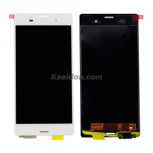 LCD Complete For Sony Xperia Z3 Brand New White