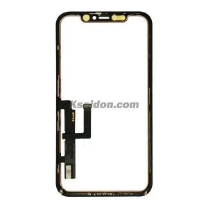 Touch Display with Socket for Iphone 11 oi Black Kseidon