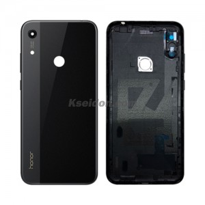 Battery Cover With Finger Print Hole For Huawei Honor 8a Brand New Black