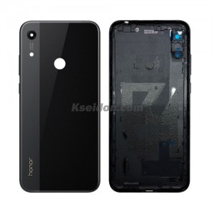 Battery Cover Without Finger Print Hole For Huawei Honor 8a Brand New Black