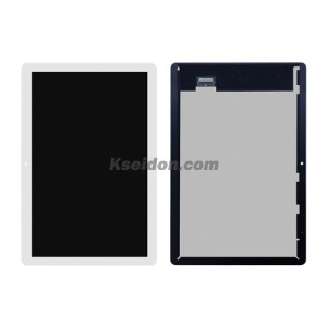 LCD Complete For Huawei T5-10 Brand New White