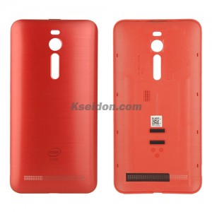 Battery Cover for Asus Zenfone 2 Red