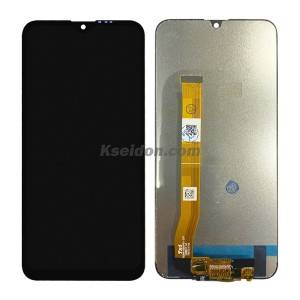 Realme 3 Pro LCD Screen with Frame Black Kseidon