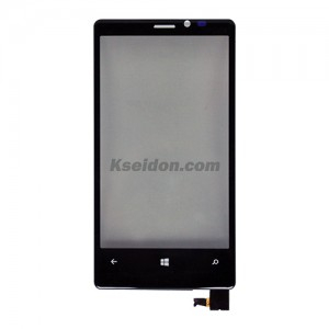Touch Display Only Touch Display For Nokia Lumia 920 Brand New Self-Welded Black