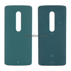 Battery cover for Motorola X3 play Green