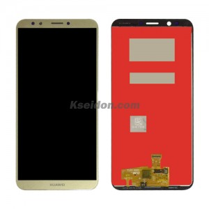 LCD Complete For Huawei Enjoy 8 oi self-welded Gold