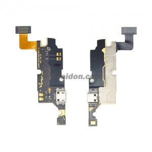 Flex Cable Plug In Connector Flex Cable For Samsung Galaxy Note i9220 Brand New Used