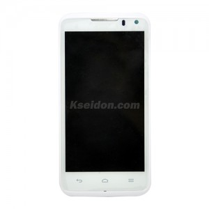 LCD Complete With Touch For Huawei Ascend D1 U9500 Brand New White