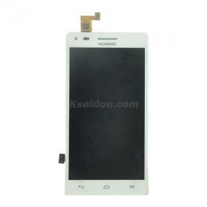 LCD Complete For Huawei G6 Brand New White