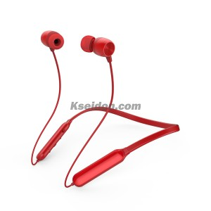 VRB-S17 Bluetooth Headset Red