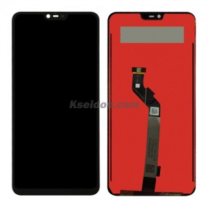 LCD Complete with frame For XiaoMi 8 lite Brand New Black