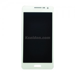 LCD for Samsung Galaxy A3/A300 oi White