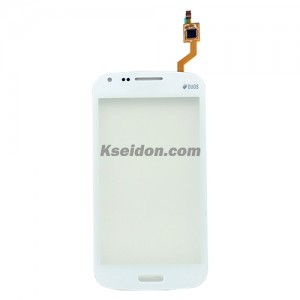 Touch Display Only Touch Display For Samsung Galaxy S Duos/I8262 Brand New Self-Welded White