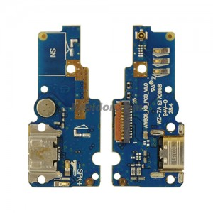Flex cable plug in connector for Asus Zenfone go