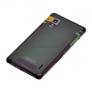 Battery Cover For LG Optimus G E975 Brand New Black