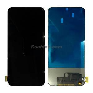 Realme X LCD Screen with Frame Black Kseidon