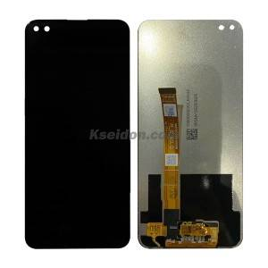 Realme X50 LCD Screen with Frame Black Kseidon