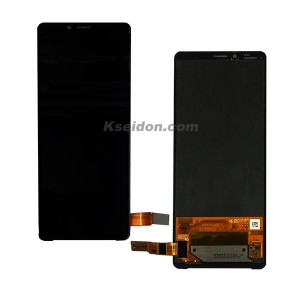 LCD Digitizer for Sony Xperia 10 II with Frame Touch Screen Replacement Wholesaler Kseidon