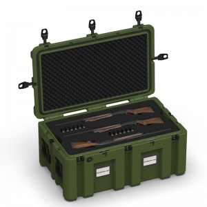 Customized Medical Army Military project Tool Box China supplier
